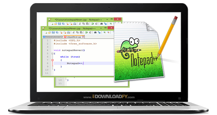 Download Notepad ++ for Windows PC | DownloadFy com
