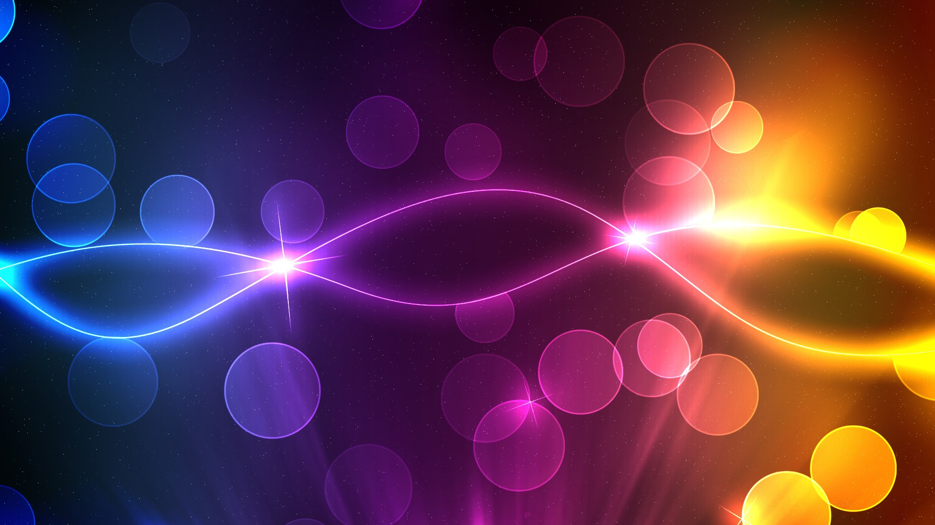 download-wallpaper-bokeh-starflight-abstract