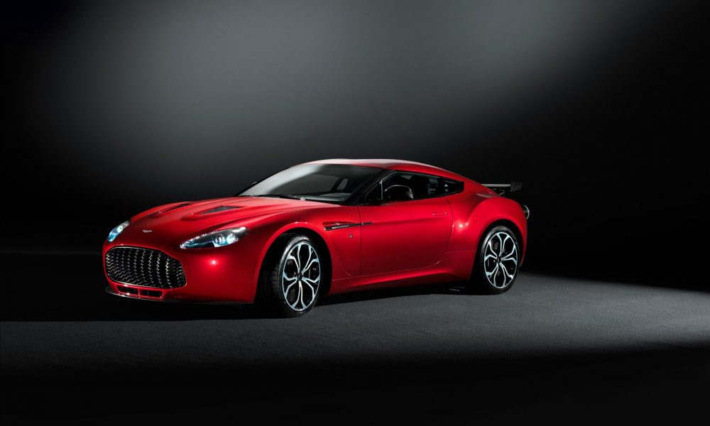 Download Wallpaper Aston Martin V12 Zagato 2013 9