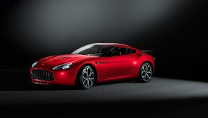 Download Wallpaper Aston Martin V12 Zagato 2013 2
