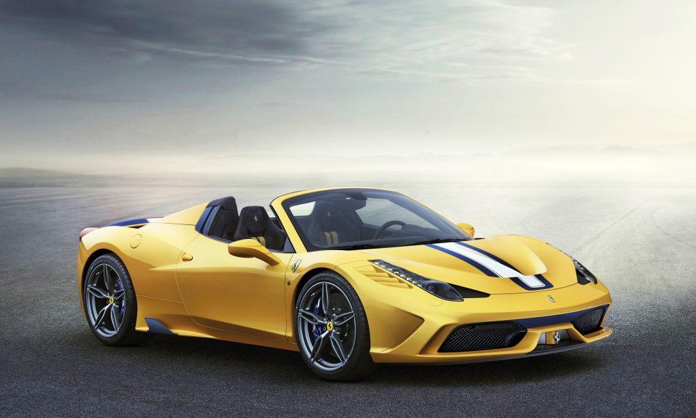 Download Wallpaper Ferrari 458 Speciale A 2015 12