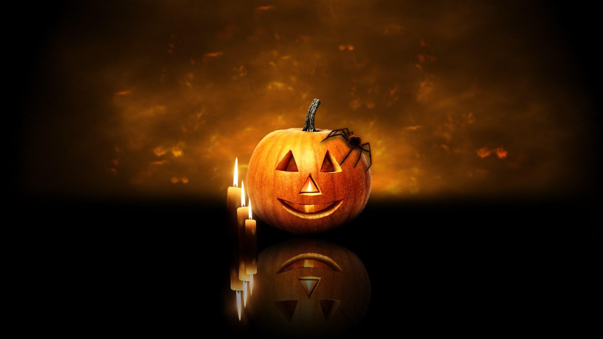 Good Wallpaper Halloween Spider - download-wallpaper-halloween-pumpkin-spider-candles  Gallery_233415.jpg