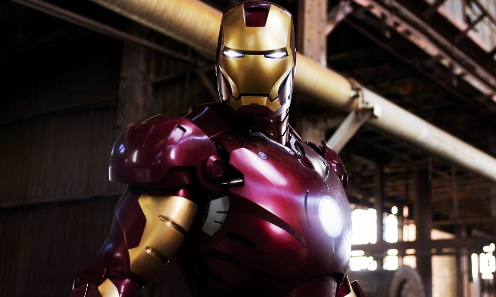 Download Wallpaper Iron Man Movie Still 12