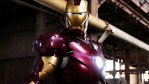 Download Wallpaper Iron Man Movie Still 2