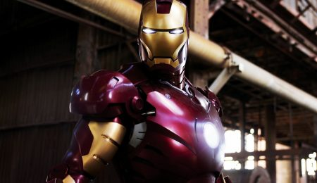 Download Wallpaper Iron Man Movie Still 3