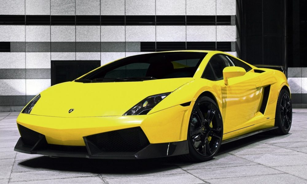 Download Wallpaper Lamborghini Gallardo LP560 11