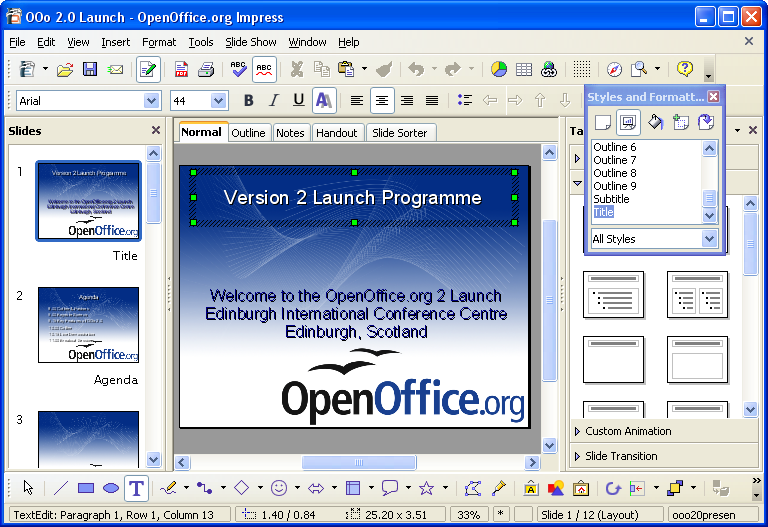 Download open office for windows pc linux mac os and - Open office 64 bit windows 7 download ...