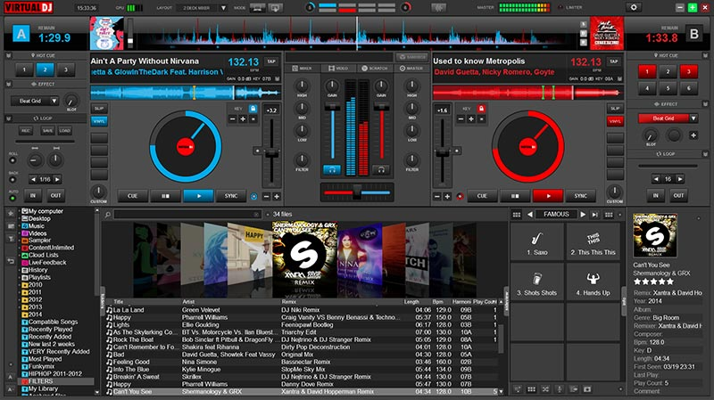 virtualdj-screenshot