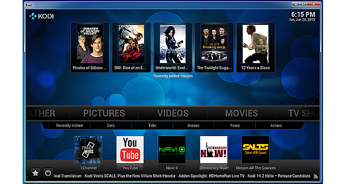 Download Kodi for PC, Android, Mac, Linux, iPhone, Windows Phone, Amazon Fire TV and Raspberry Pi 1