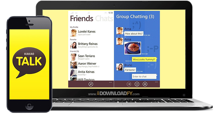 Download-Kakao-Talk-Android-iPhone-Windows-PC-MAC