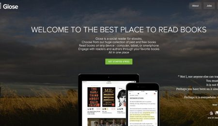 Download Glose: the social reader for ebooks 5