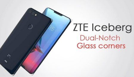 Another Notched ZTE Smartphone 5