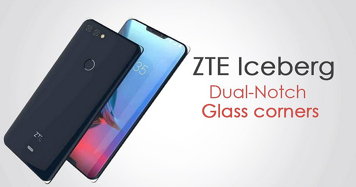 Another Notched ZTE Smartphone 1