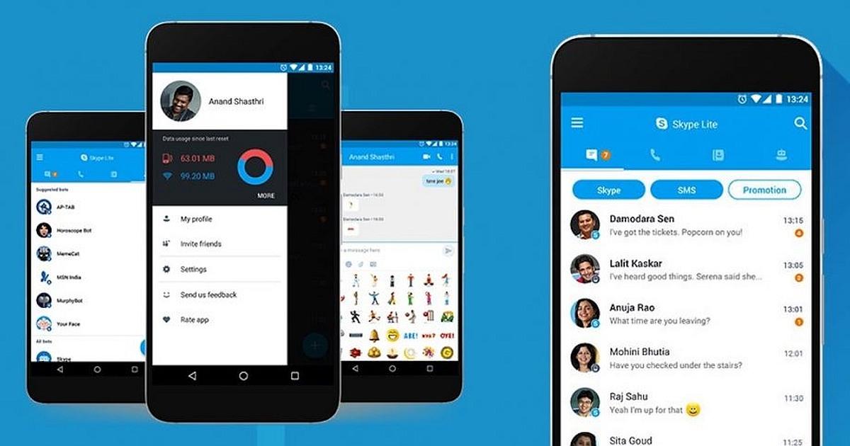 Download Skype Lite 1