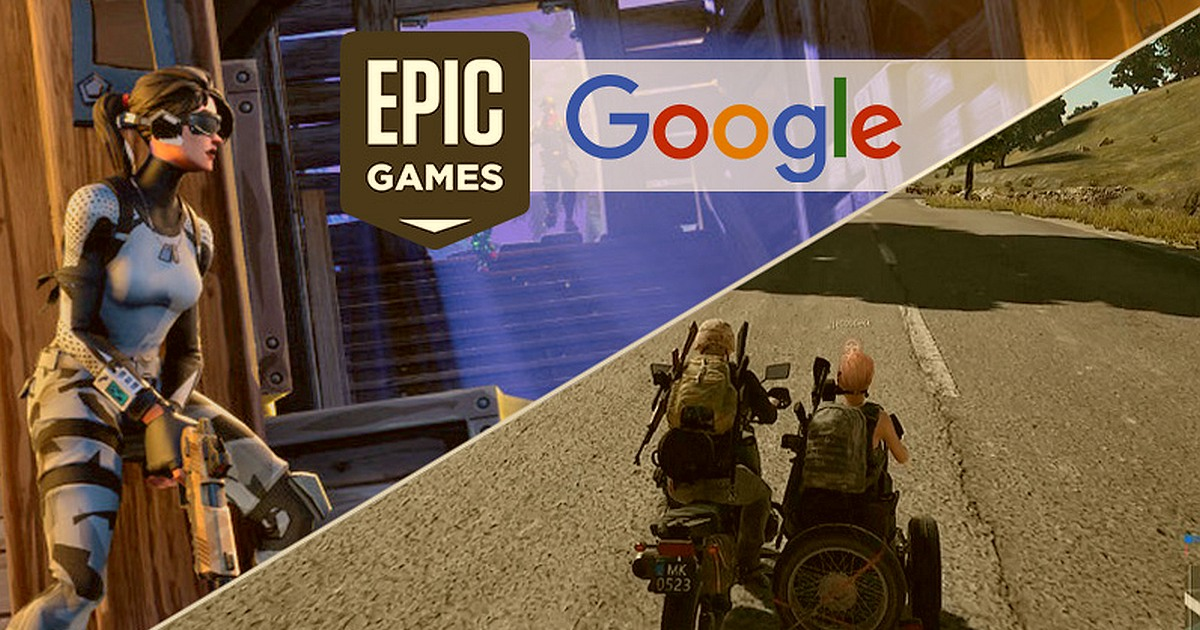 Epic Games Blames Google of Creating a Fuss 1
