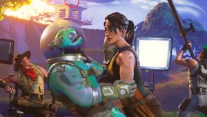 Fortnite Battle Royale and the New Blockbuster Challenge 6