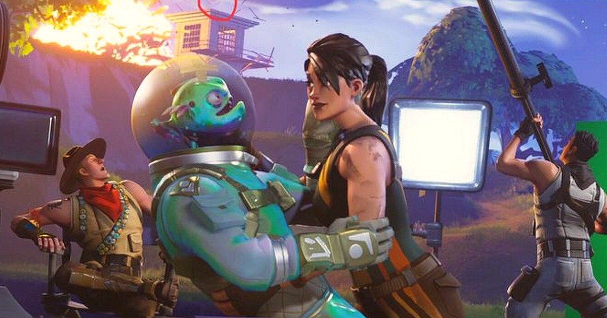 Fortnite Battle Royale and the New Blockbuster Challenge 1