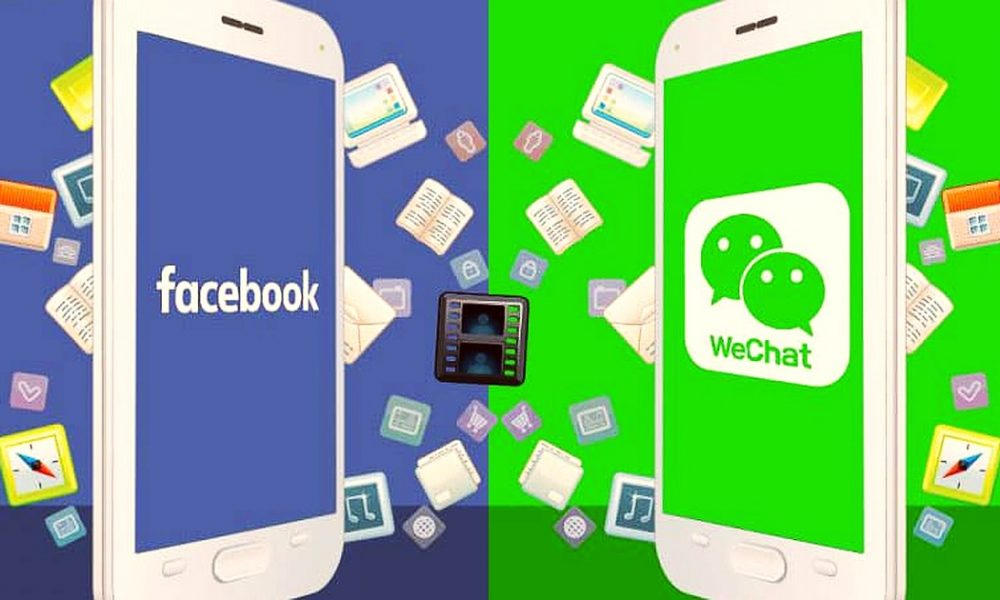 WeChat Faces Tough Competition From Facebook 1