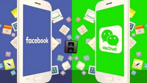 WeChat Faces Tough Competition From Facebook 23