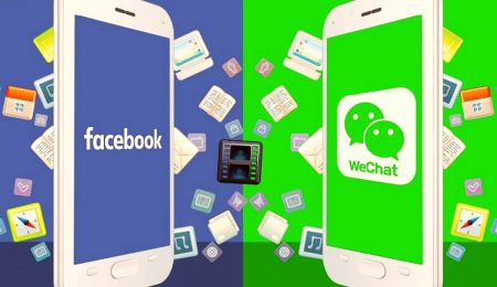WeChat Faces Tough Competition From Facebook 5