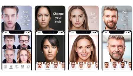 Download FaceApp for iPhone and Android 2