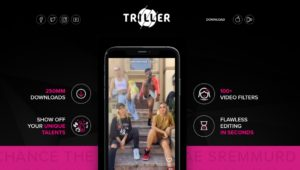 Download Triller for Android, iPhone App: The TikTok Alternative 2